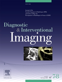 cover of Diagnostic and Interventional Imaging