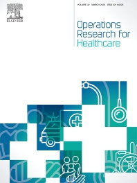 Cover image for Operations Research for Health Care