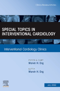 Cover image for Interventional Cardiology Clinics