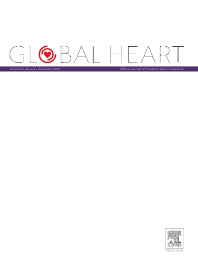 Global Heart - ISSN 2211-8160