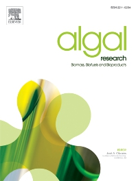 Cover image for Algal Research