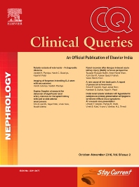 Clinical Queries: Nephrology - ISSN 2211-9477