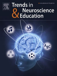 Cover image for Trends in Neuroscience and Education