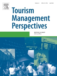 Cover image for Tourism Management Perspectives
