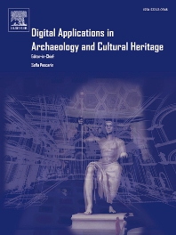 cover of Digital Applications in Archaeology and Cultural Heritage