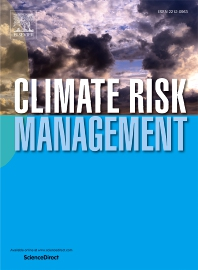 Cover image for Climate Risk Management