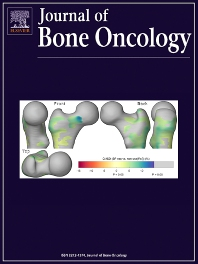 Cover image for Journal of Bone Oncology