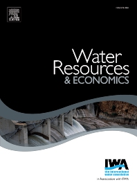 Cover image for Water Resources and Economics