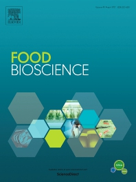 Cover image for Food Bioscience