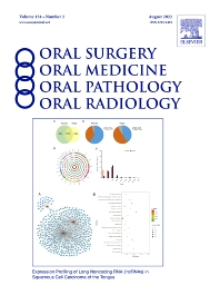 Cover image for Oral Surgery, Oral Medicine, Oral Pathology and Oral Radiology