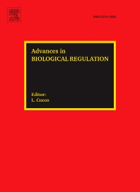 Cover image for Advances in Biological Regulation