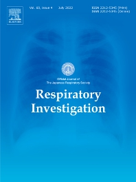 Respiratory Investigation - ISSN 2212-5345