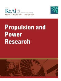 Cover image for Propulsion and Power Research