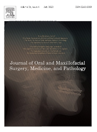 Cover image for Journal of Oral and Maxillofacial Surgery, Medicine, and Pathology