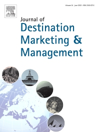 Cover image for Journal of Destination Marketing & Management