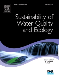 Cover image for Sustainability of Water Quality and Ecology