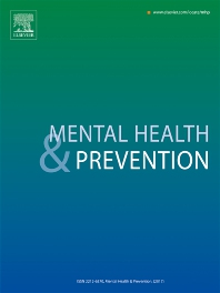 Cover image for Mental Health & Prevention