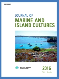Cover image for Journal of Marine and Island Cultures