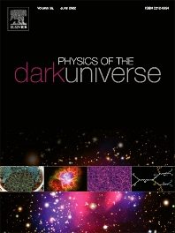 Cover image for Physics of the Dark Universe