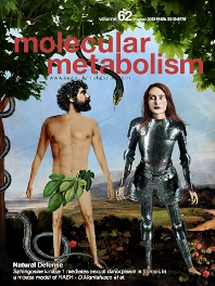 Cover image for Molecular Metabolism