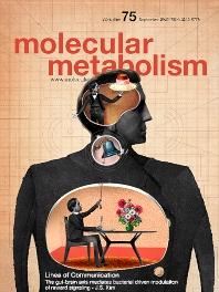 Cover image for Molecular Metabolism