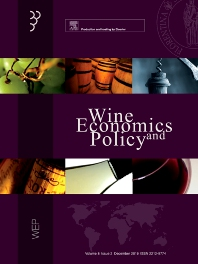 Cover image for Wine Economics and Policy