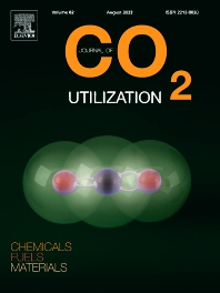 cover of Journal of CO2 Utilization