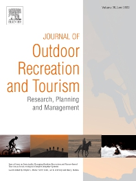 Cover image for Journal of Outdoor Recreation and Tourism