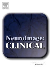 cover of NeuroImage: Clinical