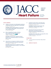 Cover image for JACC: Heart Failure