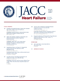 JACC: Heart Failure - ISSN 2213-1779