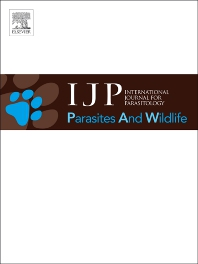 cover of International Journal for Parasitology: Parasites and Wildlife