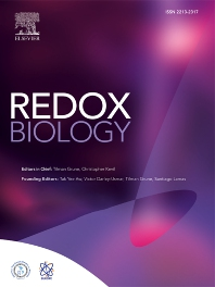 Cover image for Redox Biology