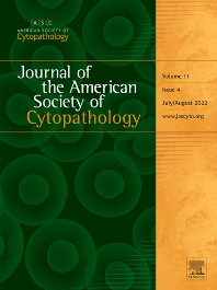Cover image for Journal of the American Society of Cytopathology
