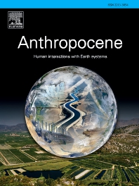 Anthropocene - ISSN 2213-3054