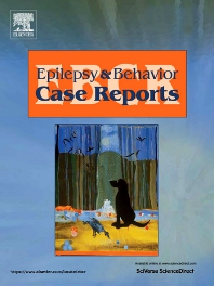 Cover image for Epilepsy & Behavior Reports