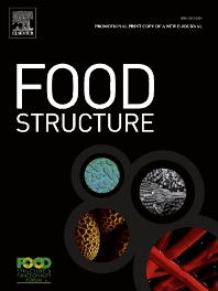 Cover image for Food Structure