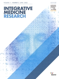 Cover image for Integrative Medicine Research