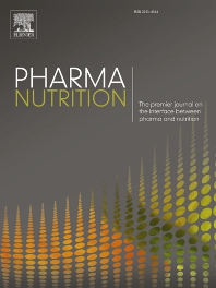 Cover image for PharmaNutrition