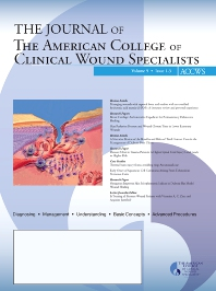 Cover image for Journal of the American College of Clinical Wound Specialists
