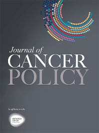 Cover image for Journal of Cancer Policy