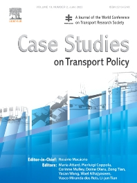 Cover image for Case Studies on Transport Policy