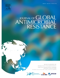 Cover image for Journal of Global Antimicrobial Resistance
