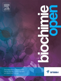 Cover image for Biochimie Open