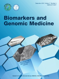 Cover image for Biomarkers and Genomic Medicine