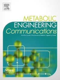 Cover image for Metabolic Engineering Communications