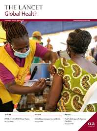 Cover image for The Lancet Global Health