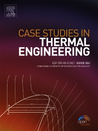 Cover image for Case Studies in Thermal Engineering