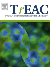 Cover image for Trends in Environmental Analytical Chemistry