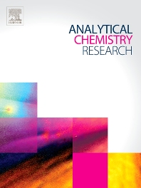 Cover image for Analytical Chemistry Research